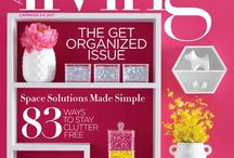 AVON LIVING, SPRING, CAMPAIGNS 3-7 2017 / The Get Orgnaized Issue- Shop online at www.deannasbeautyonline.com. Use code WELCOME and get free shipping and 20% off your order of $50+
