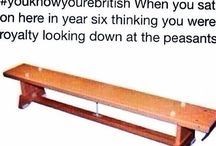 Growing up British