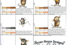 Papercraft - House Mouse