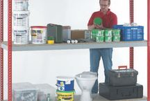 MS Just Shelving System /  Tel: 01446 772614  Web: www.storage-design.ltd.uk  Email: info@storage-design.ltd.uk