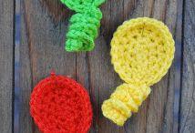 Stuff I want to crochet / by Staci Morrow