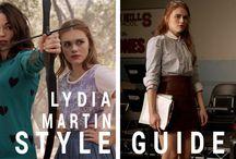 ~~lydia martin fashion~~