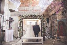 Industrial Wedding Nahomi y Carlos