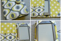 Sew iPad case cover