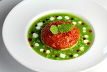 Spring Food / Recipes that show the beautiful colors of spring.