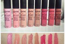Nyx cosmetics!