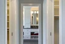 Ensuite and Closet Ideas