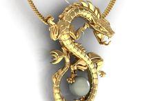 DRAGON / pavlov jewellery house #pavlov #jewellery #jewelry #gold #bijoux #ジュエリー