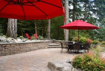 Outdoor Living Spaces / Enhance your yard making it an extension of your living room or kitchen. / by Mutual Materials