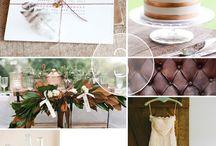 Wedding / by April Spencer @ burlapvintagekc