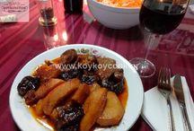 Φαγητα με κρεας, κοτοπουλο, ψαρι, λαδερα