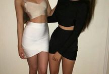 clubbing/night out outfits