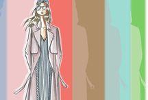 Tendencias de moda / Tendencias en colores de vestidos de boda y ceremonia