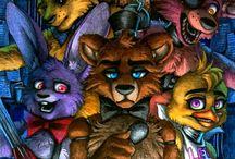 Five Nights at Freddy's by Mizuki-T-A