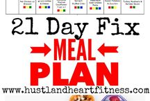 Meal Plans - Fitness