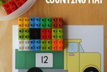 Maths dump truck