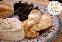 Crock-pot, Slow Cook, Recipes