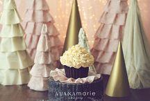 Winter ONEland Cake smash theme inspiration
