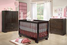 Nursery - Chambres de bébés / Find the perfect nursery for your little one !  Trouver la chambre parfaite pour votre petit!