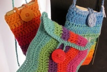 Crocheted Purses / by Lolita