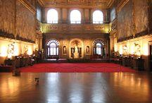 Florence, Palazzo Vecchio, Salone dei 500