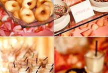 Food/ Dessert Stations / Food Ideas/ Dessert Stationers/ Sweet Tables