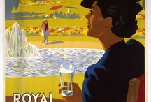 Wish You Were Here / A collection of vintage travel posters / by Julie Smith Campbell
