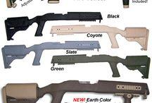 10/22 / Ruger 10/22's and accessories / by Jeff Hardegree