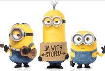 Minions! / Loads of banana minions!