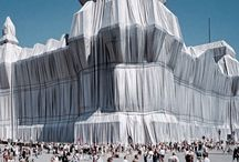 Christo and Jean cloude