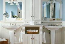 Home Decor - Bathroom Love / by Kal Buckles