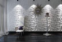 Olohuoneen seinät / #olohuone #3dpaneeli #tehosteseinä  Ratkaisut luovat ulottuvuutta ja syvyyttä tilaan kuin tilaan. Jo yksi paneeleilla tehty seinä tuo persoonallisen ilmeen huoneeseen.