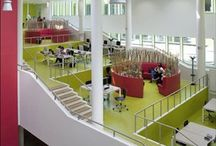 Learning Spaces / Educational settings