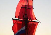 sailboats /