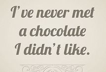 Chocolate Covered Quotes / Quotes, Sayings, Jokes, and Poems about Chocolate.