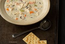 Soups, Stews, Etc... / by Brittany Logue