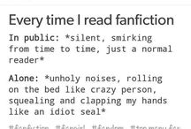 Me and my fangirl life