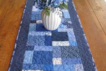 QUILTING/table runners