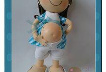 fofucha grávida