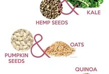 Clean Proteins / Clean (powder-free) protein sources to add to your smoothies.