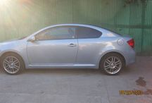 Used 2007 Scion tC for Sale ($7,500) at San Francisco , CA / Make:  Scion, Model:  tC, Year:  2007, Exterior Color: Light Blue/Silver, Interior Color: Black, Vehicle Condition: Excellent,  Mileage:83,500 mi, Fuel: Gasoline, Engine: 4 Cylinder, Transmission: Automatic.   Contact:415-672-2905  Car Id (5619)