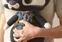 Felt me up! / A-ha things to do with felt / by Melyssa Connolly