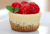 RECIPES  ::  Cheesecake...Cakes...Pies / by Ruth Ann Hess