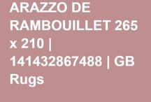 ARAZZO DE RAMBOUILLET 265 x 210 | 141432867488 | GB Rugs