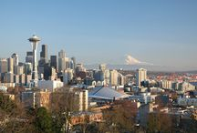 New city, new adventure, new life / In a few short months, my fiance and I will be moving to Seattle, WA!