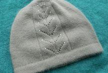 мой любимый трикотаж/шарфики шапочки /  шарфы и шапочки azuri.livemaster.ru
