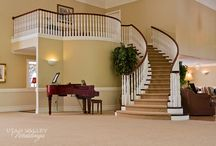 The Carmelle << /  Our facility includes accommodating Brides and Grooms rooms, a spiral staircase, and a mahogany baby grand player piano.