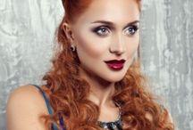 Fashion Hairstyles by Lazar Tropynin
