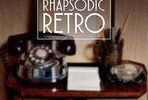 Rhapsodic Retro