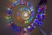 Stained Glass that we Love / Stained Glass inspiration!